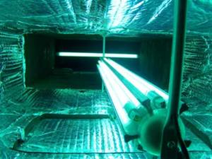 UV light filters
