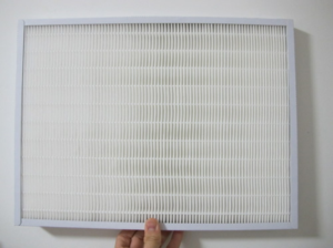 HEPA filter for homemade DIY air purifier