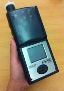 Ibrid MX6 Industrial Scientific Review Test VOCs