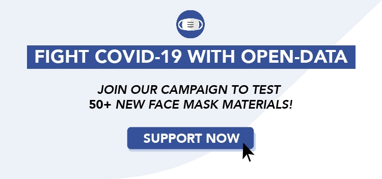 Covid19 coronavirus best masks materials fundraiser