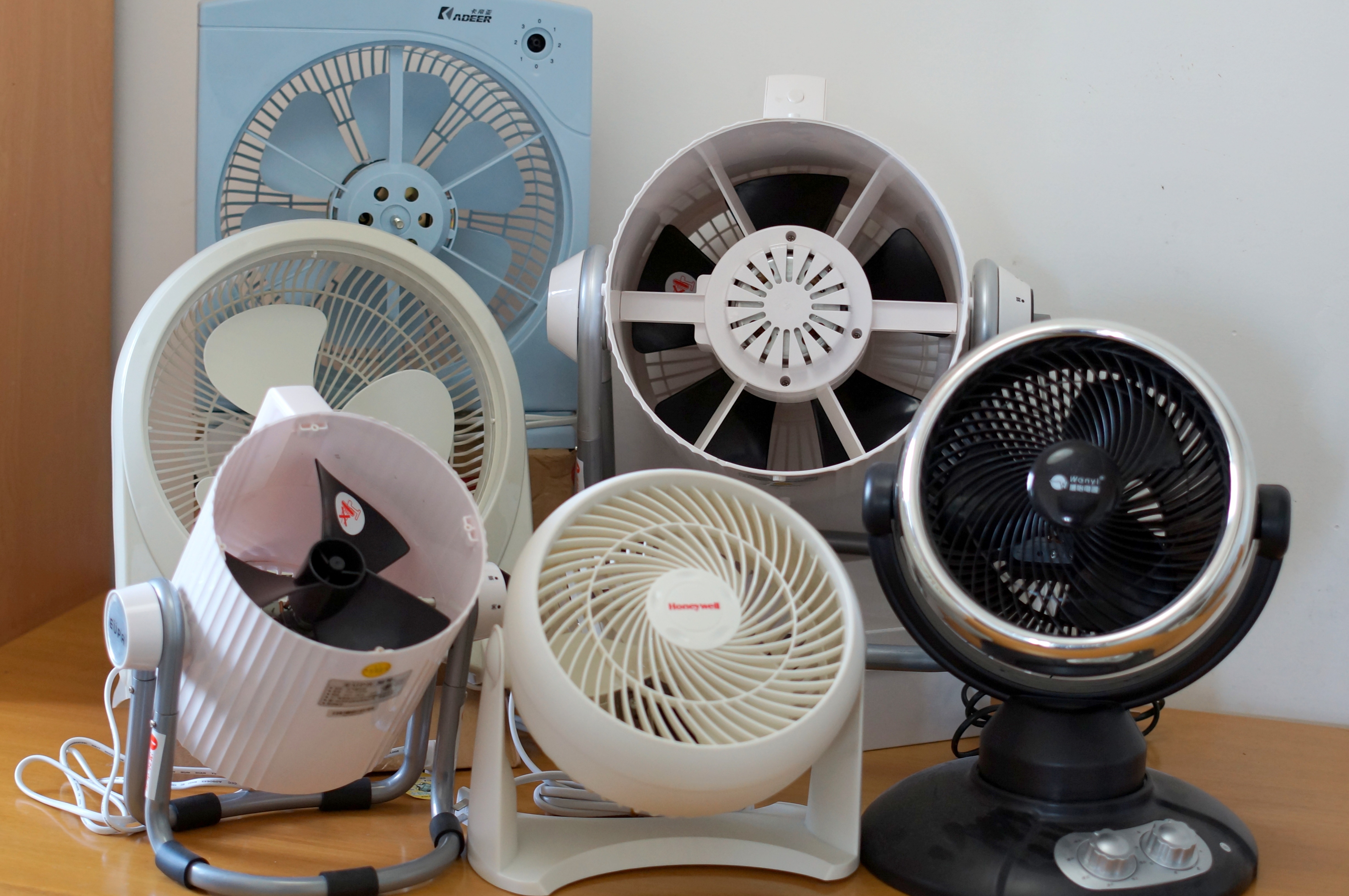 DIY Purifier Fans Test