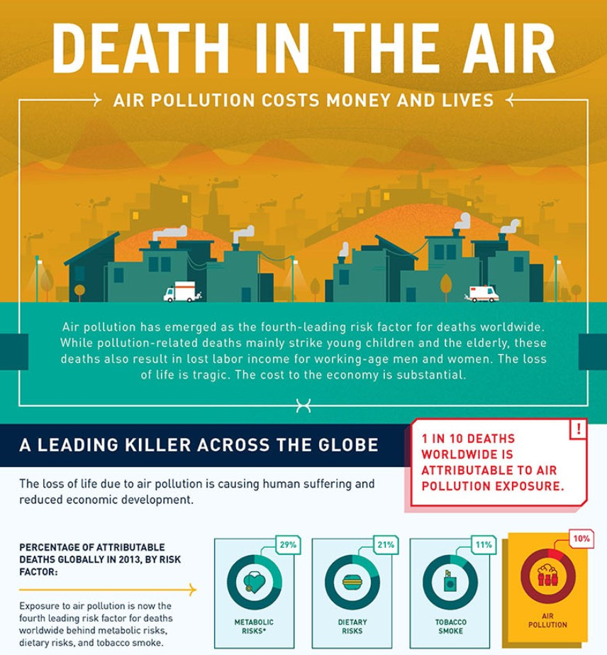 Cost of air pollution