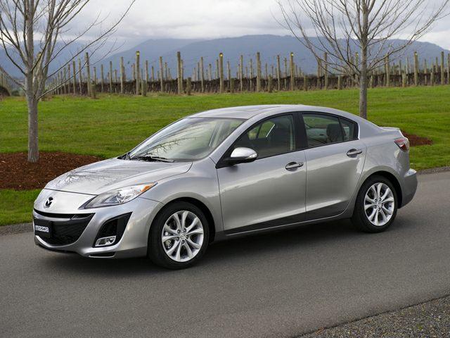 car filter test Mazda 3