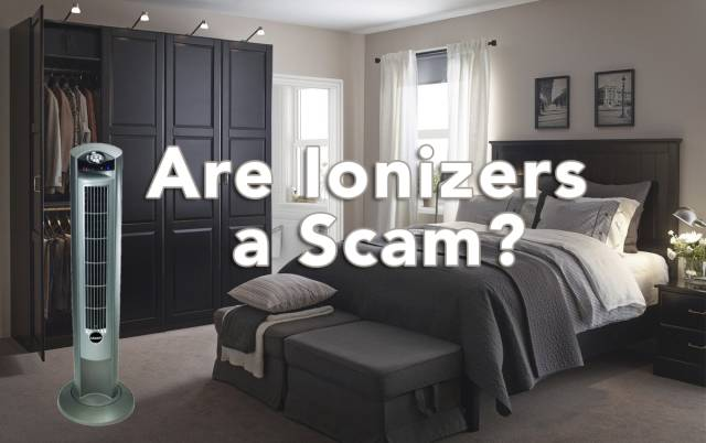 Are ionizers a scam?