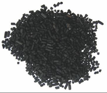 Activated carbon air purifier VOC