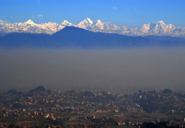 How Bad Is The Air Quality In Kathmandu Smart Air Filters
