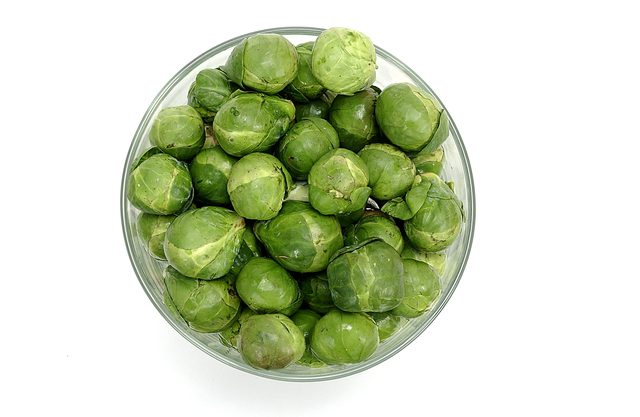 Brussels sprouts and air pollution sulforaphane
