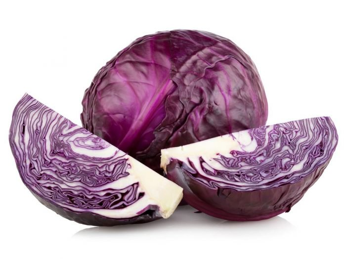 Red cabbage and air pollution sulforaphane