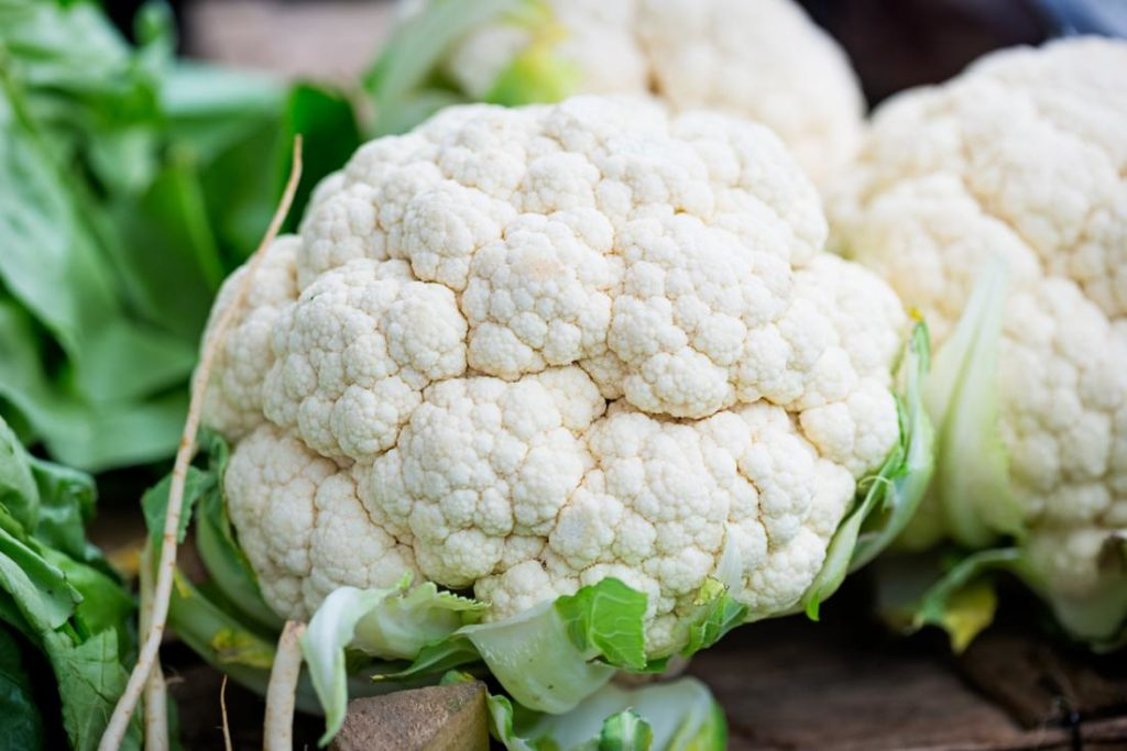 Cauliflower and air pollution sulforaphane
