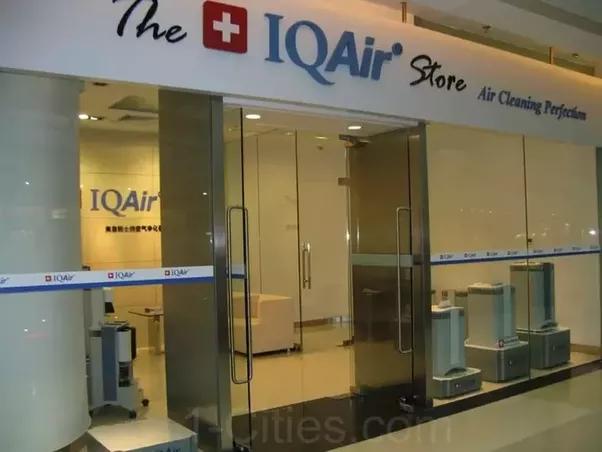 Cửa hàng IQ Air