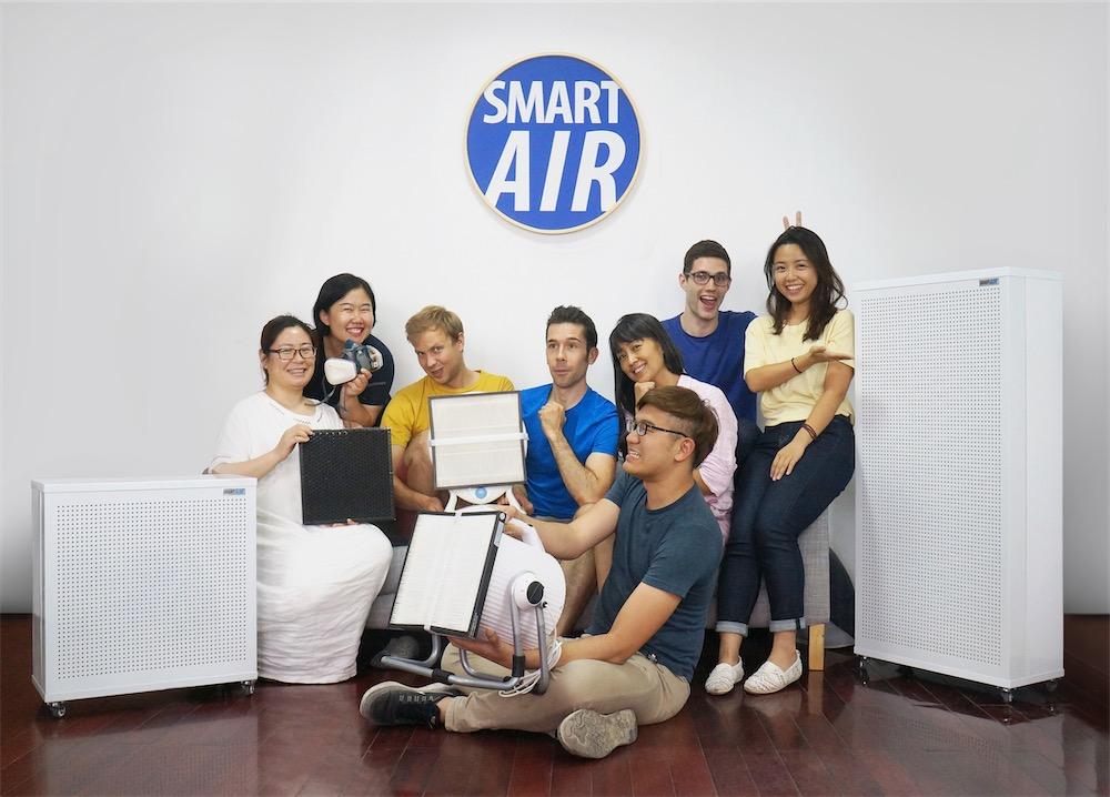 Smart Air team