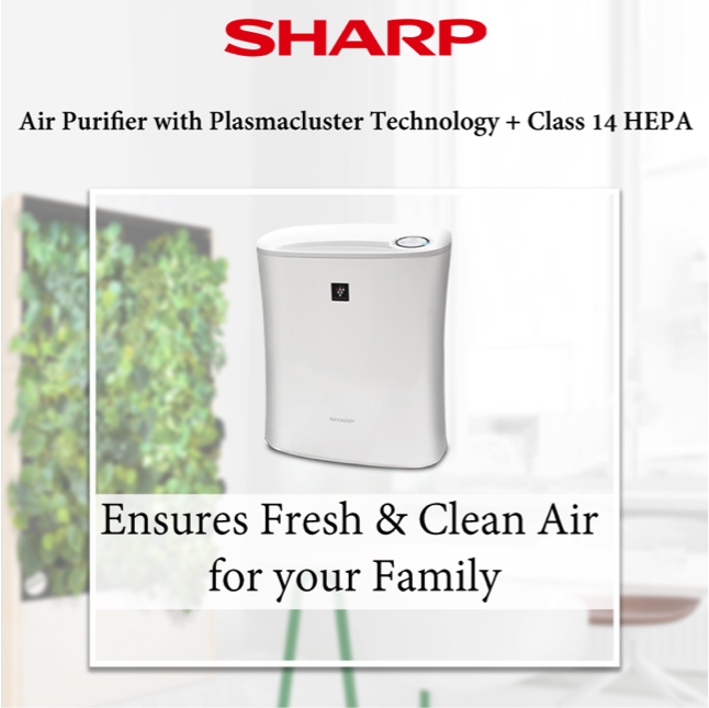 Sharp plasmacluster technology marketing gimmick