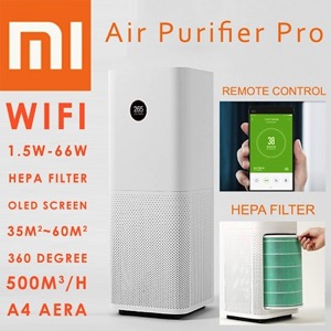 Xiaomi wifi enabled app air purifier