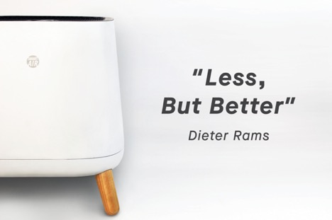 Sqair Less but Better Dieter Rams Design Philosophy
