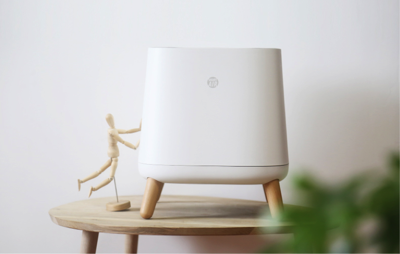 Meet The Sqair air purifier