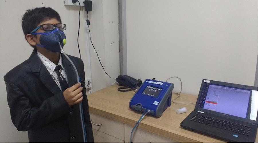 Do kid's air pollution masks really work on children