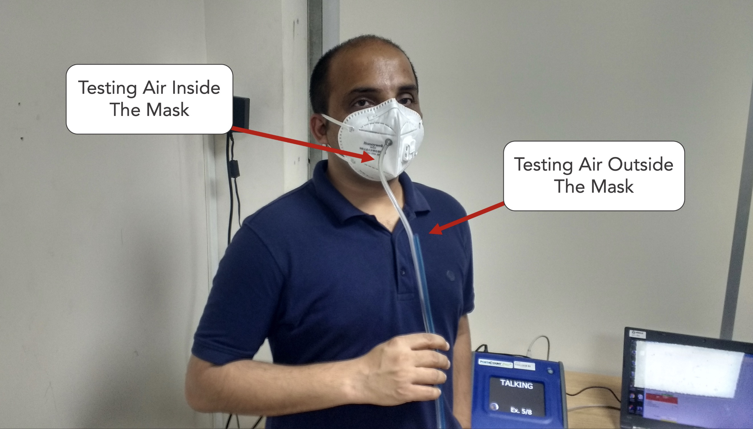 Testing the time length masks last