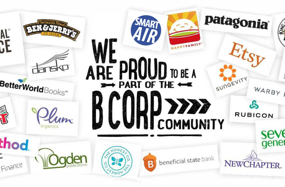 Smart Air B-Corp Family community