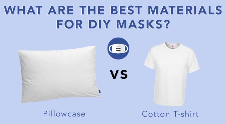 Best material fabric for making DIY masks to capture viruses