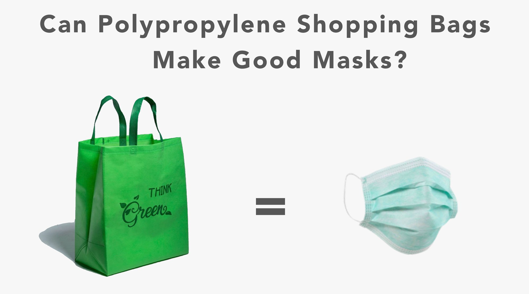 Can Polypropylene Bags be Used to Make Effective and Breathable Homemade DIY Masks