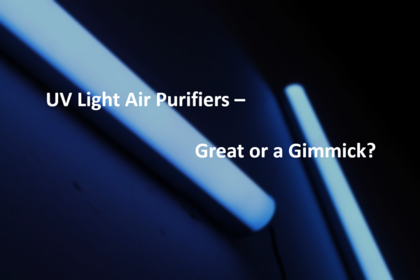 UV light air purifier - great or gimmick