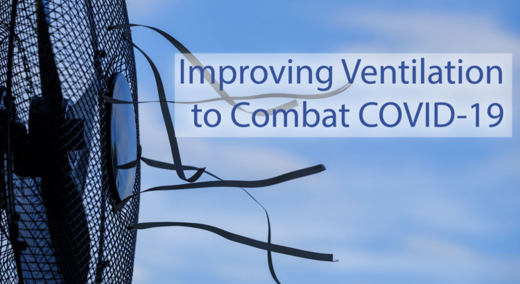 improve indoor ventilation air purifier combat covid 19 coronavirus