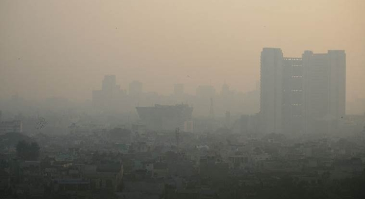 Chennai air pollution