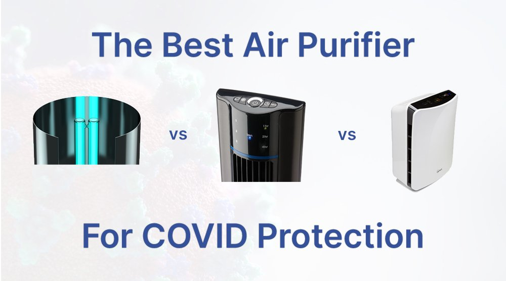 Best air purifier protection COVID virus