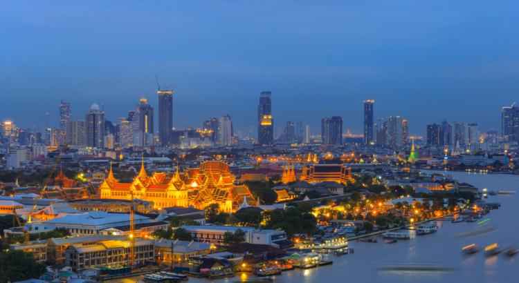 Bangkok Thailand Air Pollution