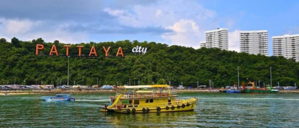 Pattaya Thailand Air Pollution