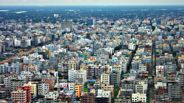 Dhaka Bangladesh one of most polluted cities in world
