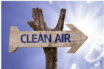 Smart air clean air email newsletter signup