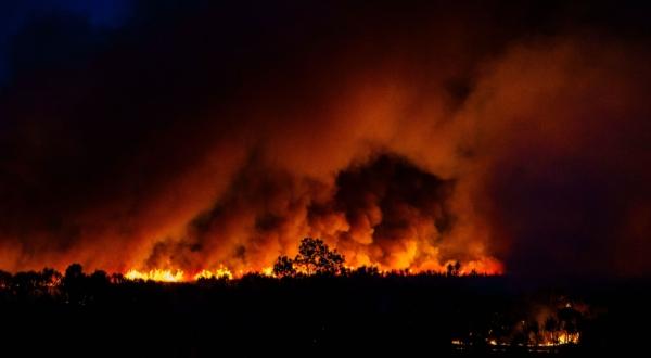 pollution from Australian bushfires