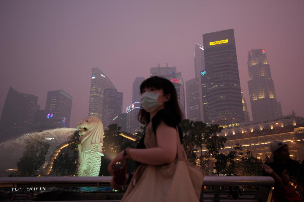 Singapore Air Quality