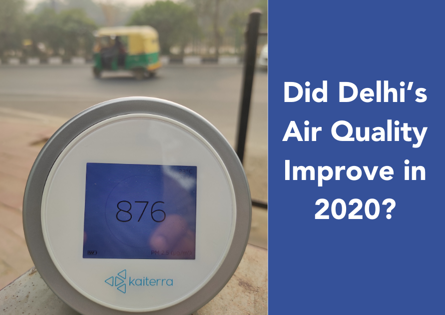 Did Delhi's Air Quality Improve In 2020?