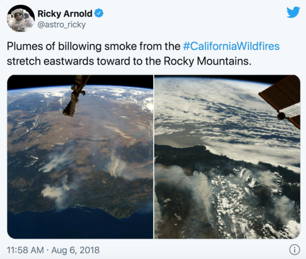 How Far Does Wildfire Smoke Travel?