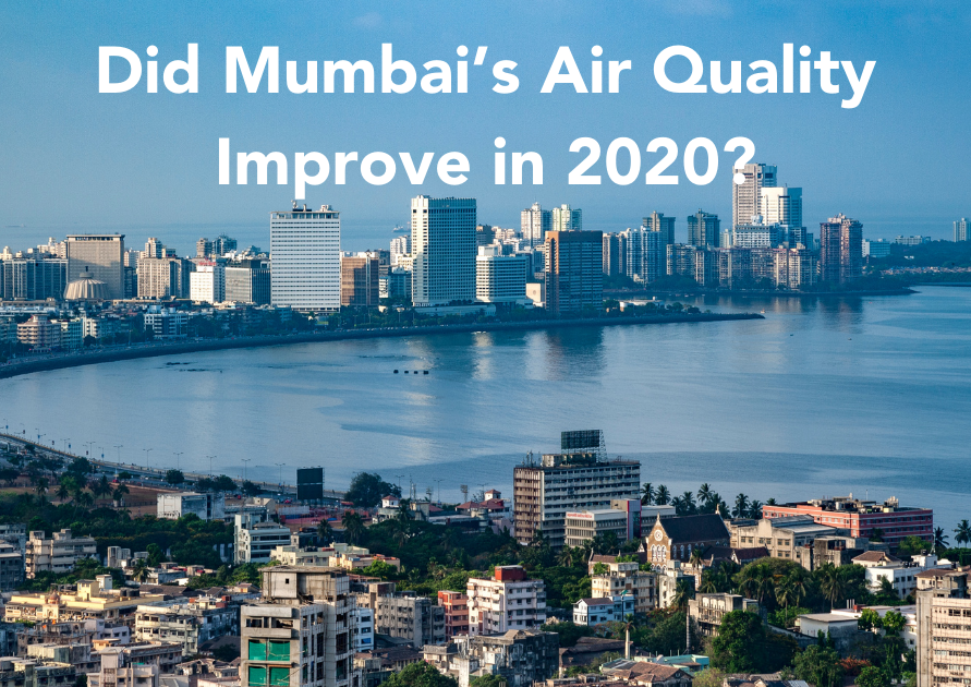 Mumbai's 2020 air quality