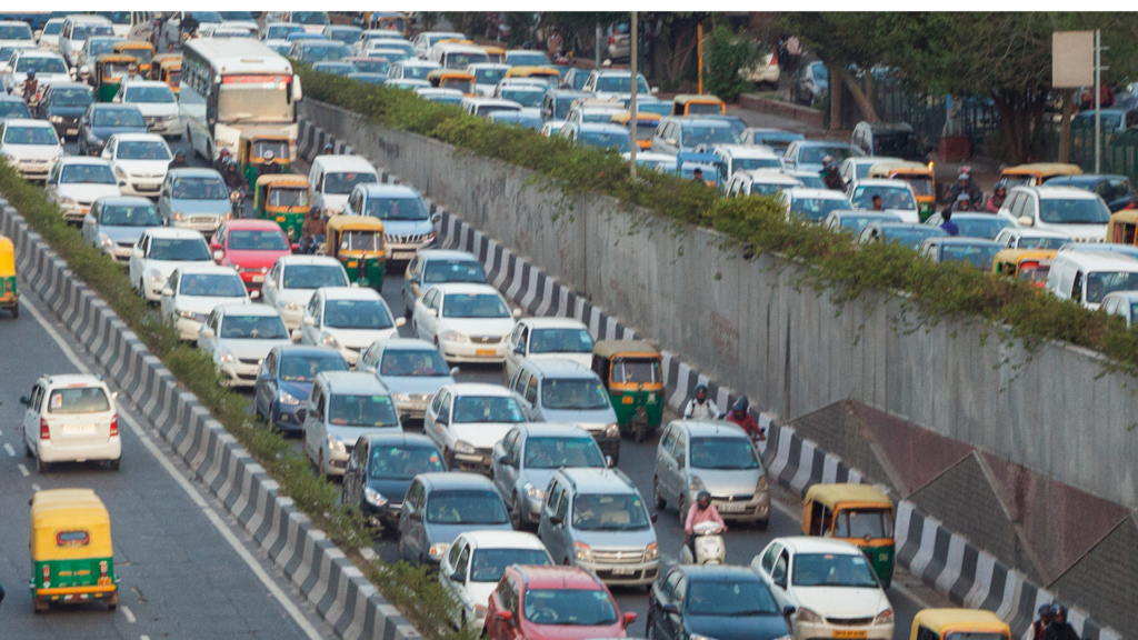 Where does Delhi's air pollution come from?