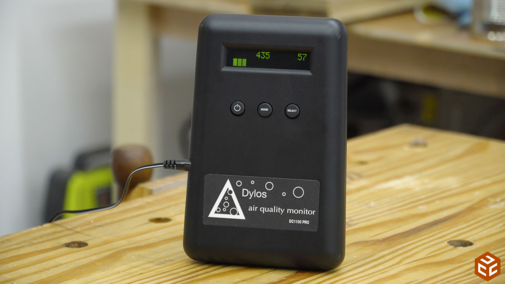 Air Quality Monitor Rankings: Dylos DC1100 Pro