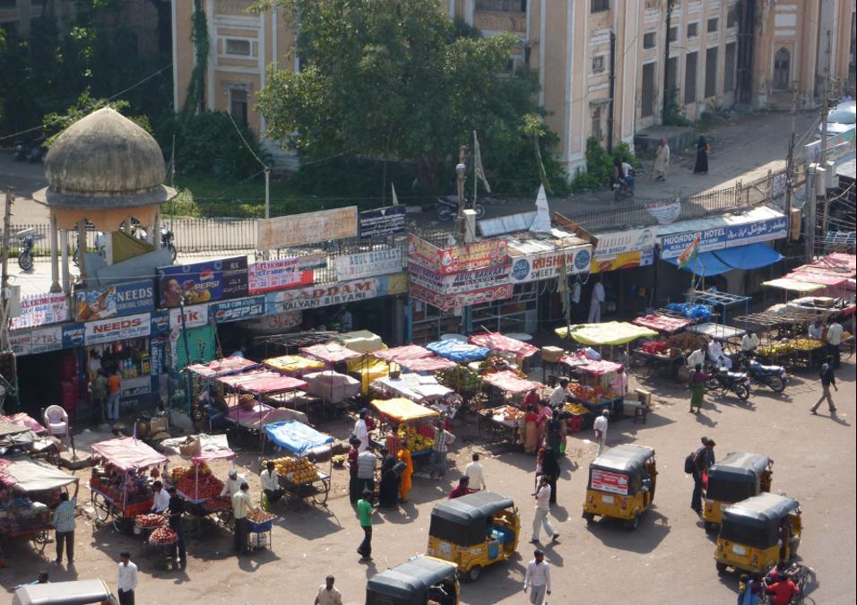 Hyderabad PM2.5 Pollution 2020