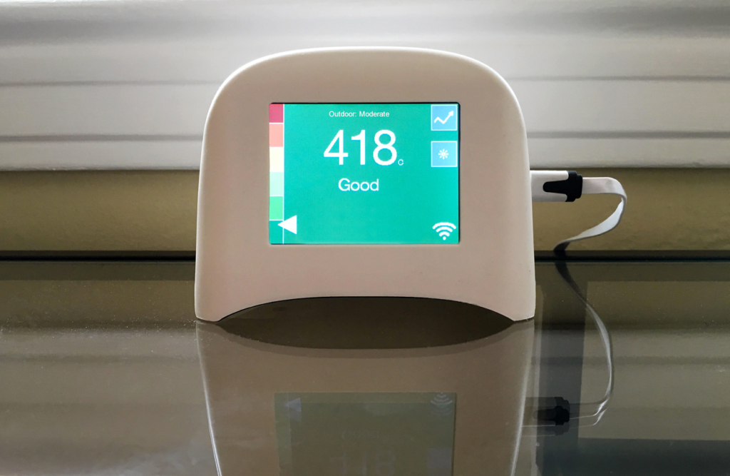Air Quality Monitor Rankings: Speck