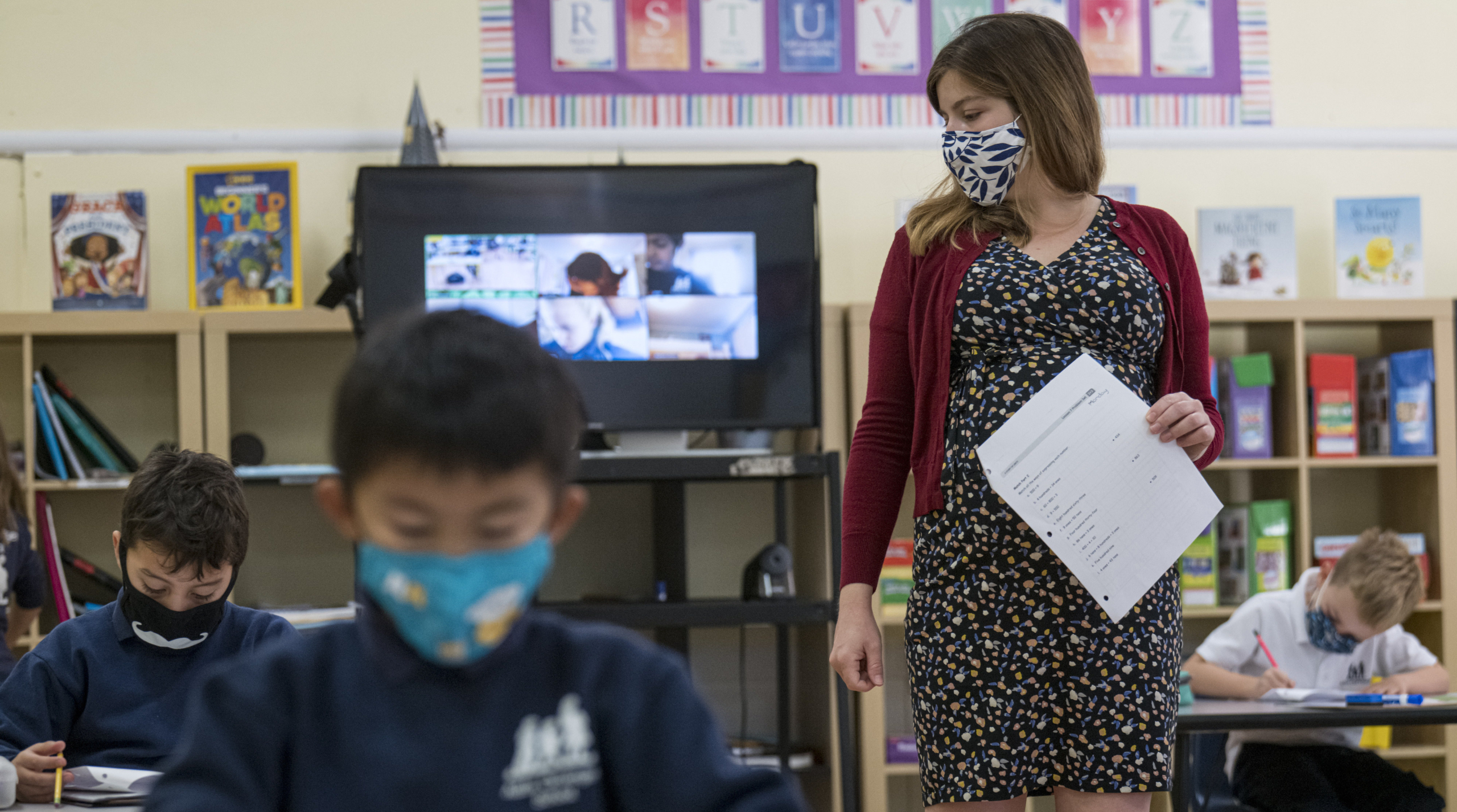 Ionizers use in classrooms harmful