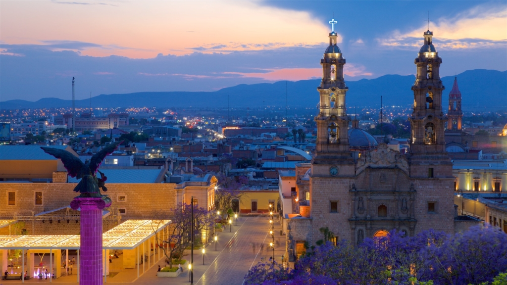Aguascalientes air pollution ranked 4th worst in the world in 2021