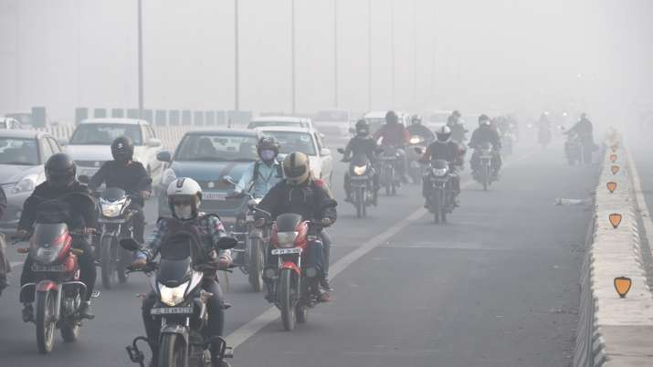 Ghaziabad air pollution ranked 2nd worst in the world in 2021