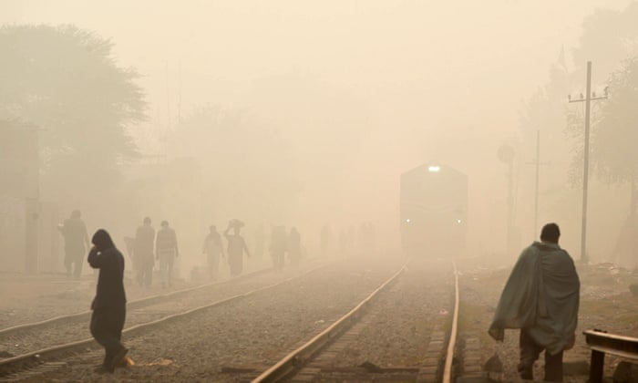 Lahore air pollution ranked worst in the world in 2021