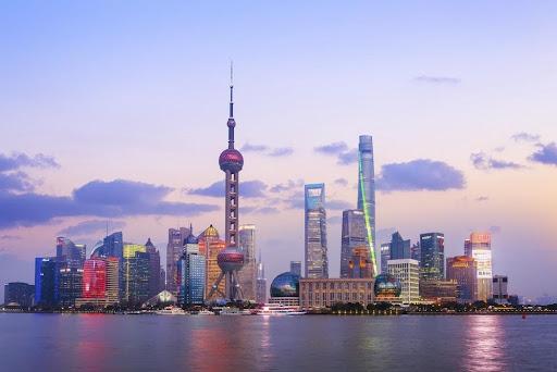 Shanghai 2021 air quality