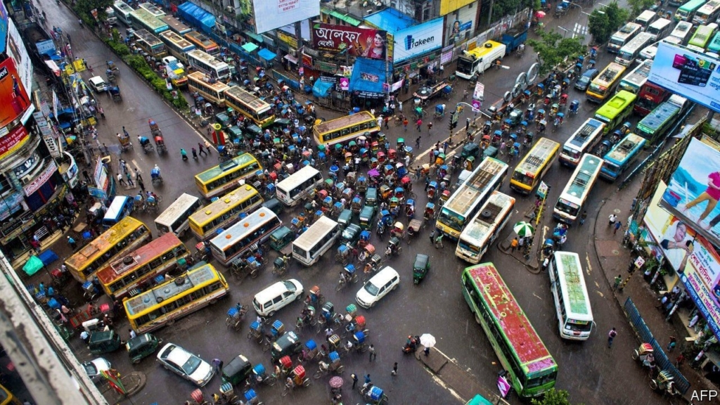 Dhaka air pollution ranked 8th worst in the world in 2021
