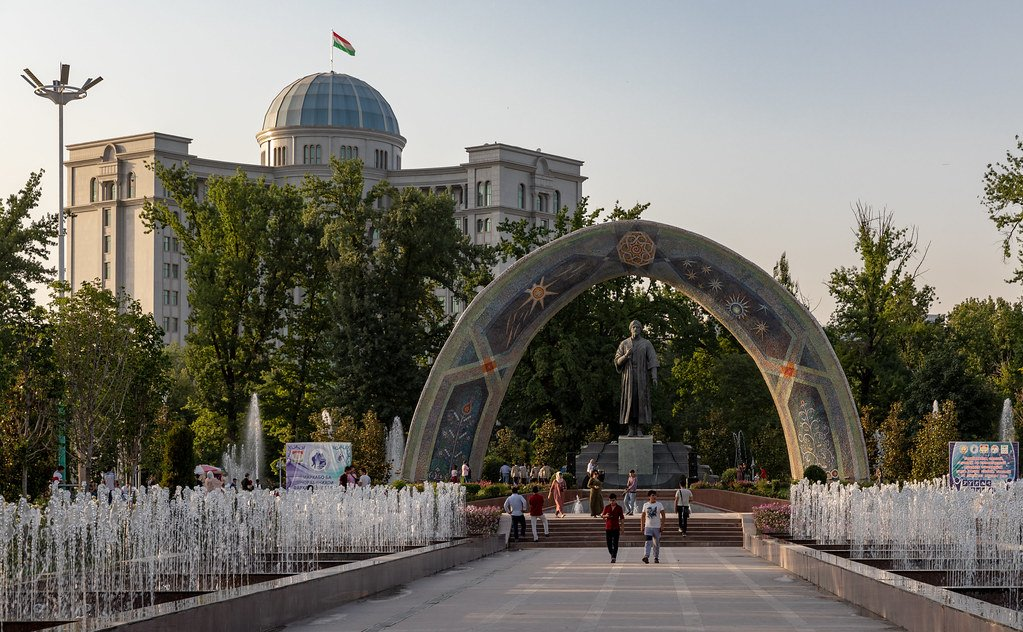Dushanbe air pollution ranked 18th worst in the world in 2021