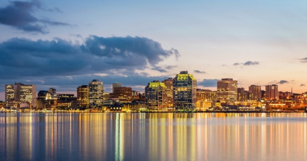 Halifax, Canada, one of least polluted cities in the world