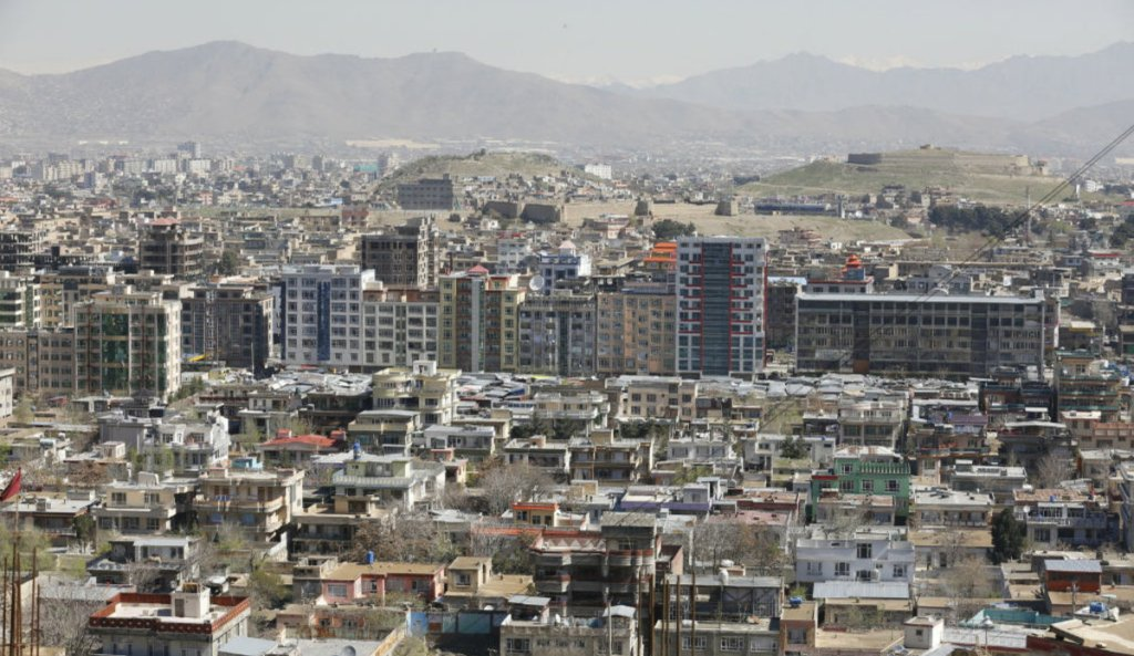 Kabul air pollution ranked 13th worst in the world in 2021